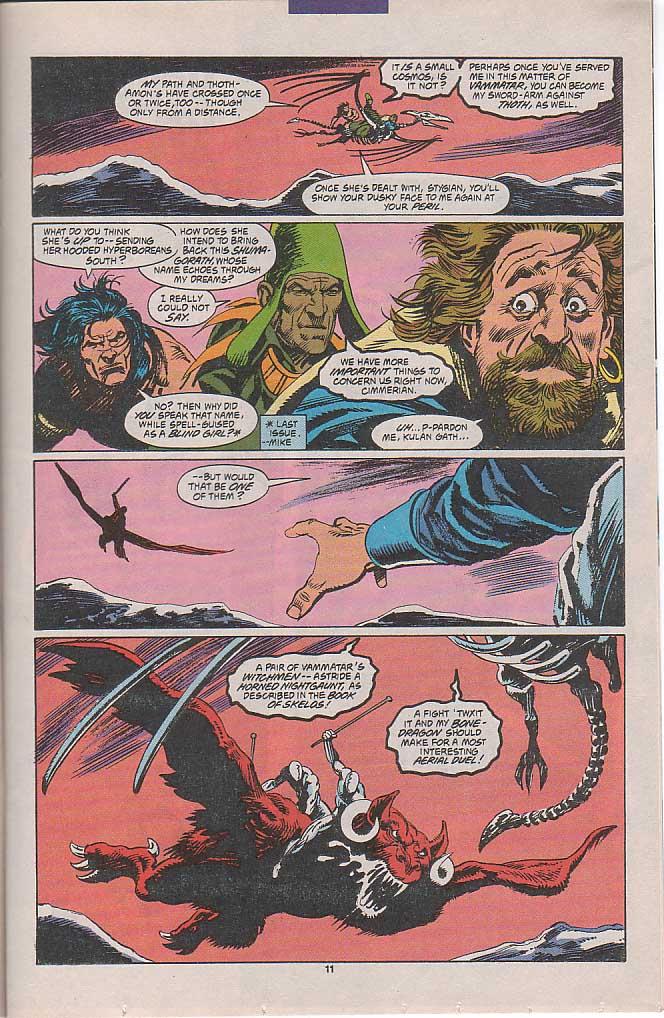 Conan the Barbarian (1970) Issue #258 #270 - English 9
