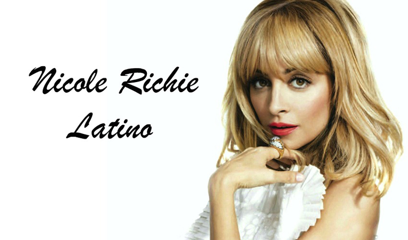 Nicole Richie Latino