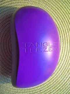 Moja najukochańsza szczotka - czyli recenzja Tangle Teezera