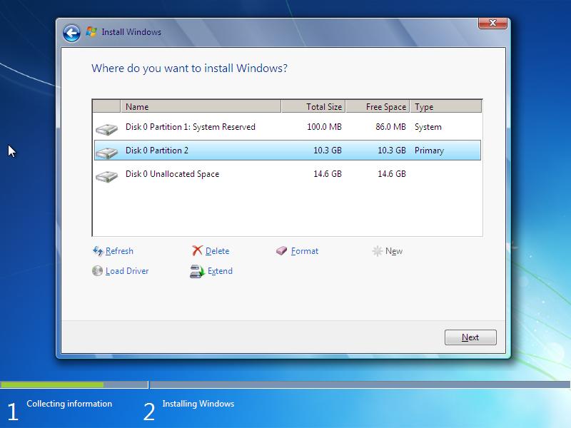 Cara Install Windows 7 (Lengkap Dengan Gambar) 7