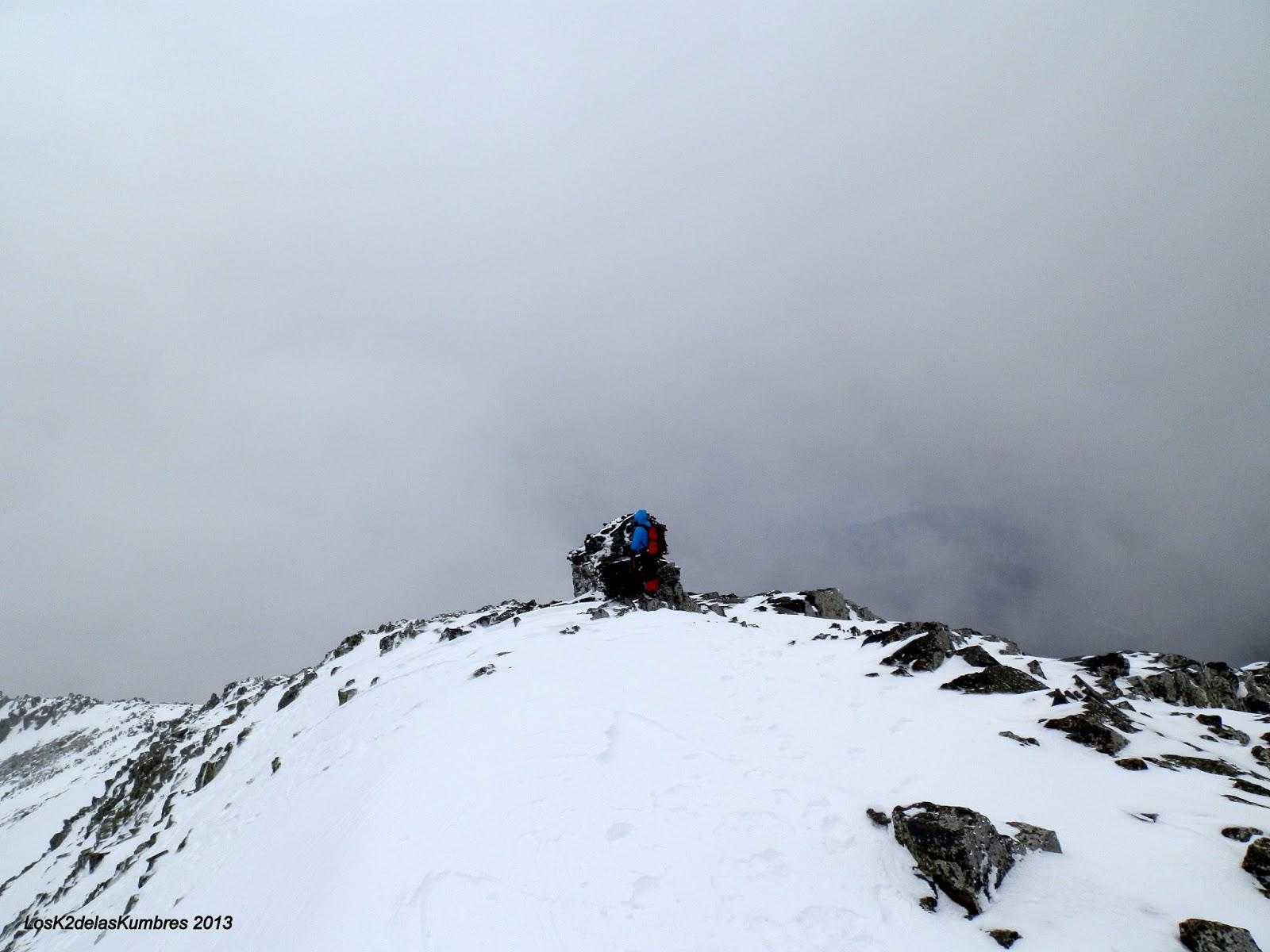 Sierra del Ocejon, Pico del Ocejon