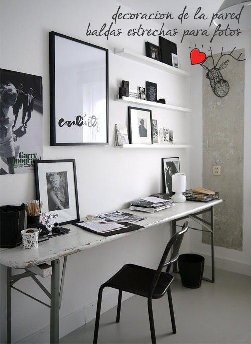 Ikea Despacho. Excellent El Mobiliario De Este Despacho Se Instalo ...