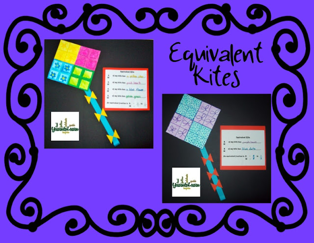 All Things Upper Elementary: Fun with Fractions