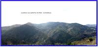 Comares, Santo-Pítar, senderismo en malaga, senderismo en comares, rutas, senderos, comares