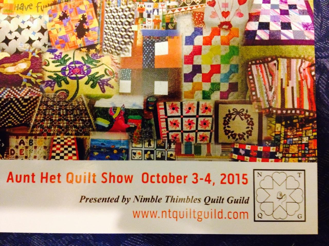 Quilt Show 2015