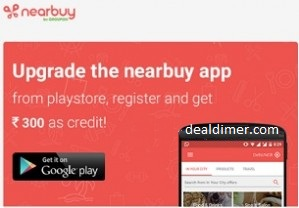 Free Rs. 300 Credit – NearBuy