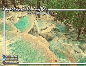 unli quotes com paradise of abra kaparkan falls nature