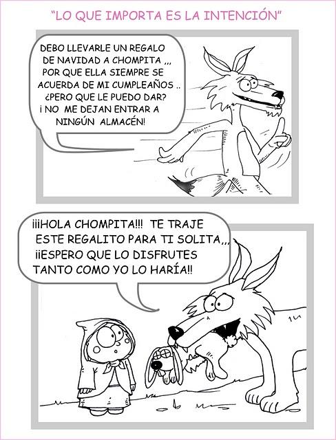 Historieta corta con dibujos - Imagui