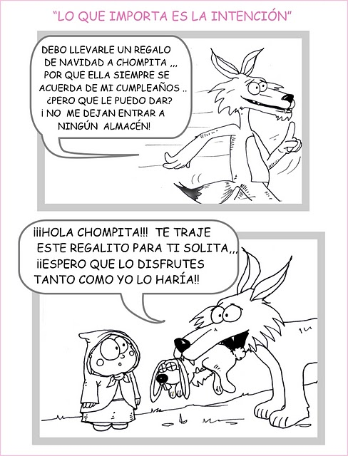 Historietas cortas - Imagui
