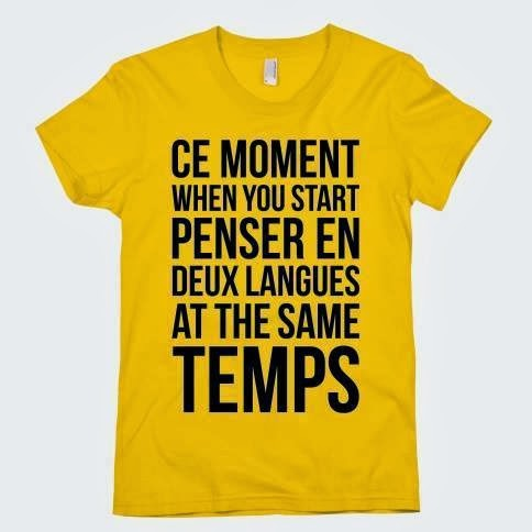 We parliamo francçais