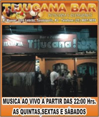 Tijucana Bar e Restaurante - Teresópolis - RJ