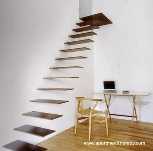 Diseño de Escaleras en Fotos Para tu Hogar: Diseño Escalera Minimalista