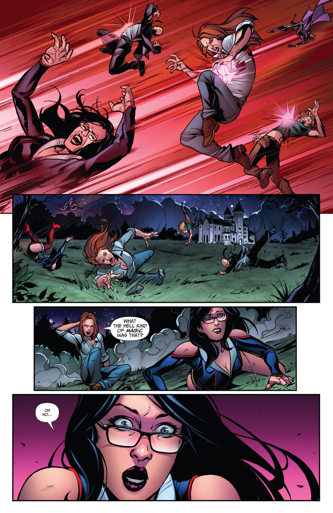Grimm Fairy Tales (2005) Issue #110 #113 - English 18