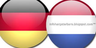 Skor Akhir | Cuplikan Gol | Jerman vs Belanda | Euro Cup Kamis 14 Juni 2012