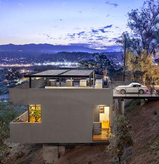 Desain Rumah Minimalis Modern Atap Garasi