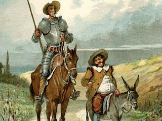 El Quijote de Miguel de Cervantes - Cine para invidentes