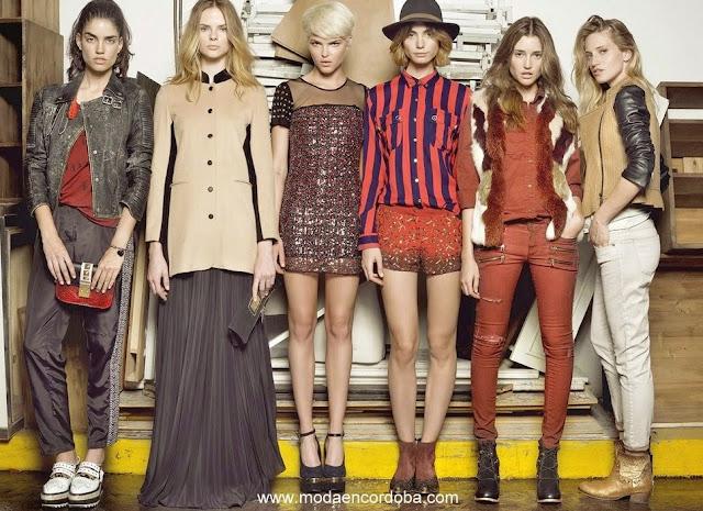Moda Argentina.Kosiuko Invierno 2013