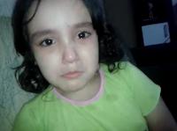 Exemplo ao mundo: menina chora para mãe parar de comer animais