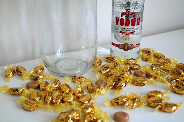 Toffee Vodka by What Laura did Next