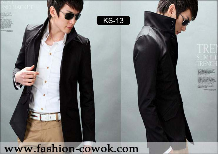 Korea Trench Jaket