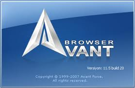 Avant Browser 2013 Build 107