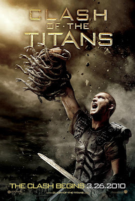 Watch Clash of the Titans 2010 BRRip Hollywood Movie Online | Clash of the Titans 2010 Hollywood Movie Poster