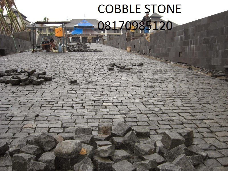 Jenis Batu Paving