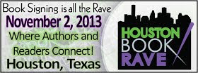 Houston Book Rave COMING Nov 2!