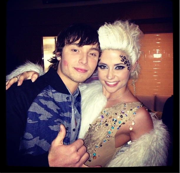 Wesley stromberg dating carly