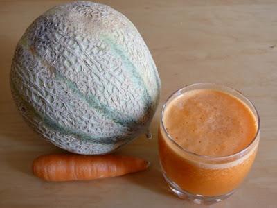 Melon y Zanahoria