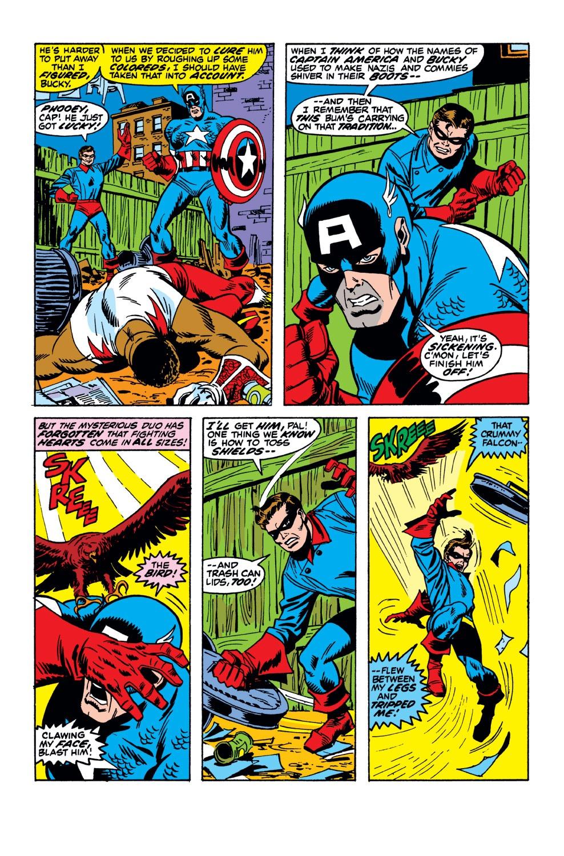 Captain America (1968) Issue #154 #68 - English 3