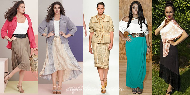 Plus Size Fashion Trends 2015 Summer Fashion Trends