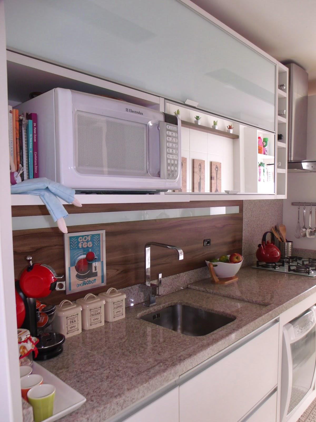 Tô Decorando por Jana Cassis!: Minha cozinha de cara nova! #68413F 1200 1600
