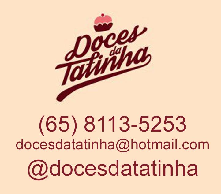 DOCES DA TATINHA