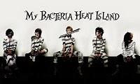 My BACTERIA HEAT IsLAND