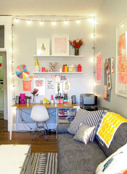 5 maneras de decorar con luces el blog de due home el for Luces led para decorar