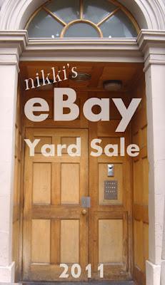 eBay Yard Sale 2011