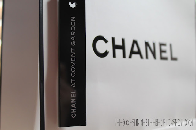 Chanel at Covent Garden