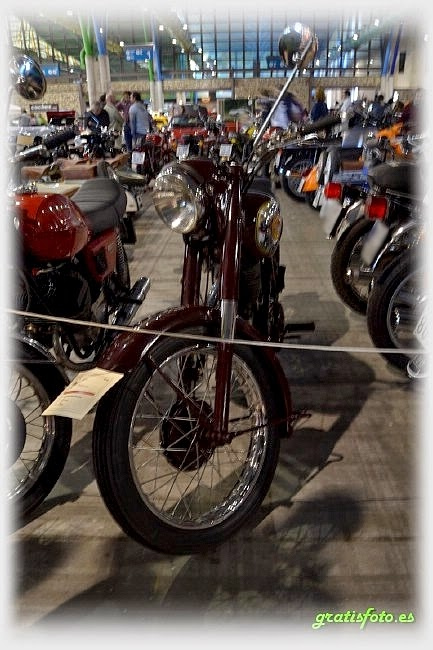 Motos Retro