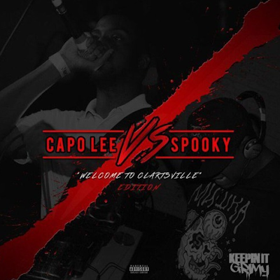 CAPO LEE VS SPOOKY - WELCOME TO CLARTSVILLE Cover
