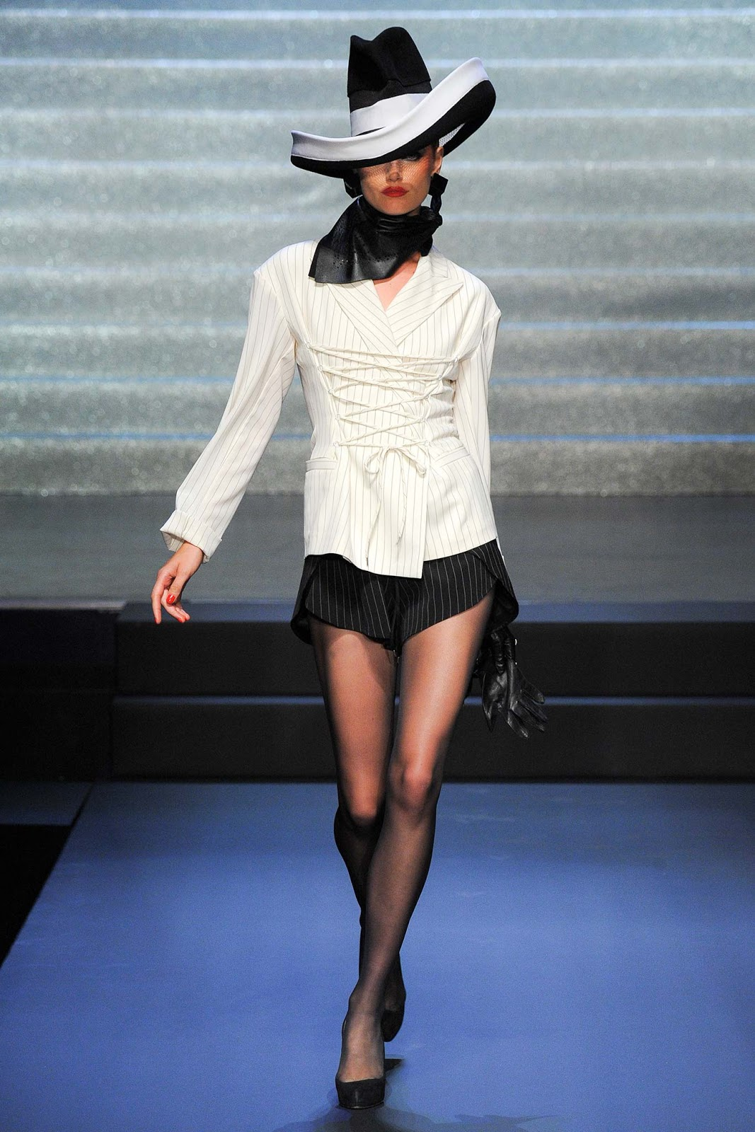 Jean-Paul Gaultier Spring/Summer 2015 last ready-to-wear collection | Paris fashion week