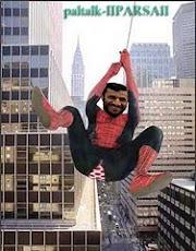 مرد عنکبوت صفت ایران