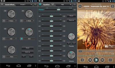 JetAudio Music Player Plus | Andromin