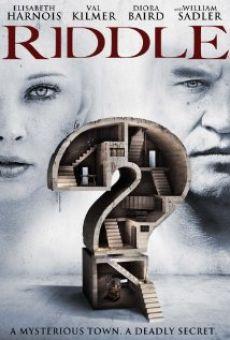 Thị Trấn Bí Ẩn - Riddle (2013) Poster