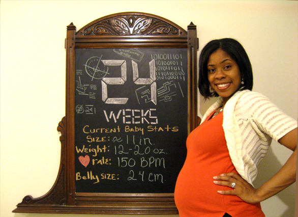 14+weeks+pregnant+belly+size
