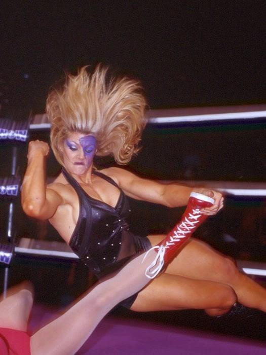 Phantom - Women of Wrestling
