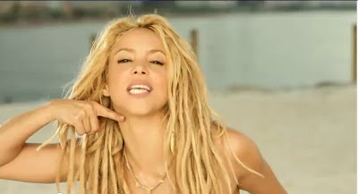 Beautiful sexy Shakira Voice