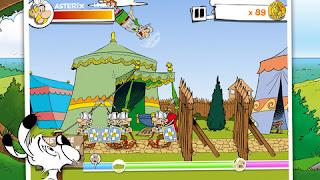 Asterix: MegaSlap v1.1 for iPhone/iPad