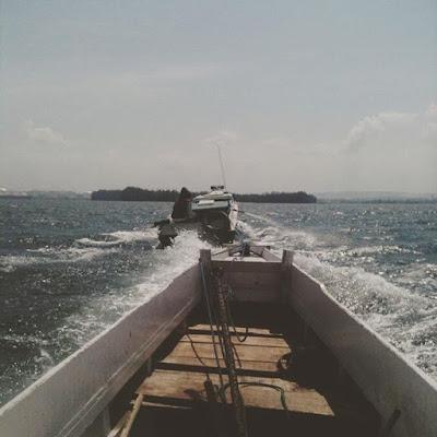 Pulau Selangan, Kampung Laut di Ujung Bontang