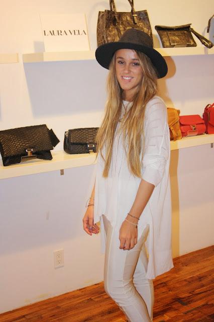 Handbag Designer Laura Vela